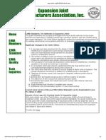 EJMAStandards - 10th Edition
