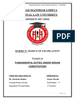 Synopsis - Basics of Legislation.pdf