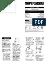LP8500 Manuals
