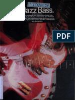 Richard Laird - Improvising Jazz Bass