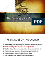 2nd Age of the Church