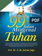 99 Jalan Mengenal Tuhan