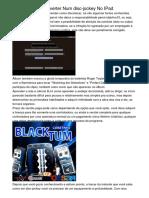 Apps Para Se Converter Num disc-jockey No IPad