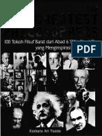 100 Tokoh Filsuf Barat