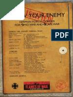 German dossier