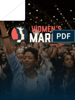 The Women's March 2019 Women's Agenda