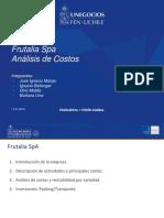 Frutalia - Análisis de Costos