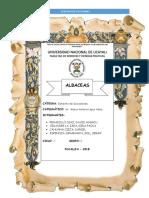 MONOGRFIA ALBACEAS - FINALIZADO