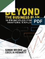Simon Bridge, Cecilia Hegarty (Auth.) - Beyond the Business Plan_ 10 Principles for New Venture Explorers-Palgrave Macmillan UK (2013)