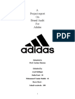 Brand Audit Final