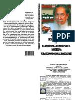 POTENCIAS HOMEOPATICAS
