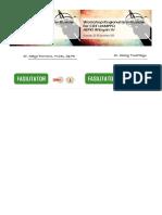 Nametag Fasilitator - Siap Print