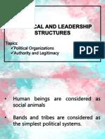 4 Political Legitimacy and Authority