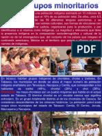 Diversidad cultural del Estado.