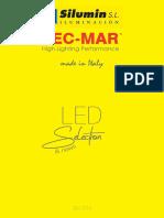 201901 Silumin Catálogo Tec-mar Led Selección y Novedades