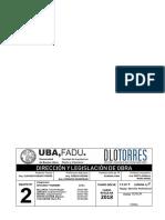 DYLO CATEDRA TORRES TP9 - Derechos Reales