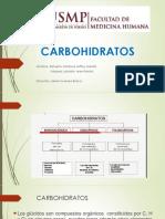 Carbohidratos USMP