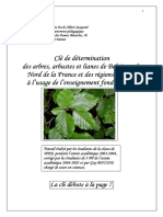 Arbres Arbustes Et Lianes de Belgique