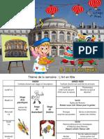 Programme Février