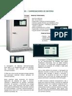 Catalogo Adelco Retificadores - Carregadores de Baterias