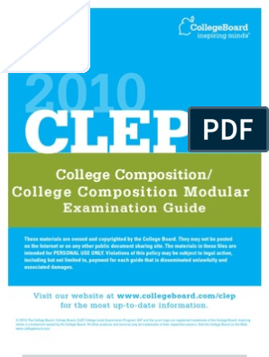 Thesis Statement Examples Essays  Science In Daily Life Essay also Business Law Essays Clep College Composition Exam Guide  Multiple Choice  Descriptive Essay Thesis