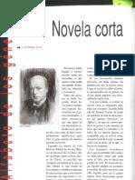 Luis Mateo Díez-Novela Corta