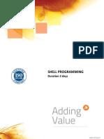 Shell Scripting Basic