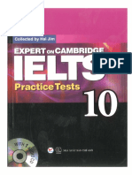 Exprert on Campridge Ielts 10