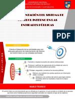 Implementacion del Sistema de control interno en entidades publicas