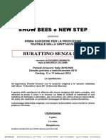 Bando Casting Burattino Senza Fili