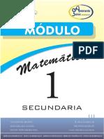 Mod Mat 1ro Sec III Bim 2018