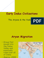 Aryans and Vedic
