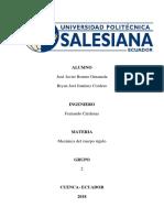 Practica de Dinamica Analisis Del Movimiento Parabolico