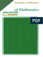 1973 Book NumericalMathematics