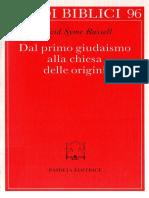 David Syme Russell, Dal Primo Giudaismo Alla Chiesa Delle Origini