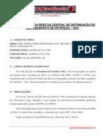 LAUDO DE CENTRAL DE GLP