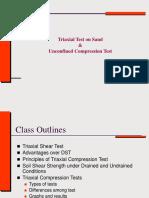 Triaxial Test Soil