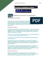 Cuidados y Problemas - Problema de Algas en El Acuario Marino
