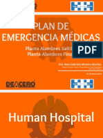 Plan de Emergencias. Salud Ocupacional