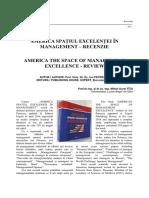 21_Recenzie Mihail a Titu_pentru_America Spatiul Excelentei in Management_web