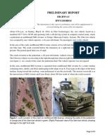 NTSB Preliminary Report on Arizona Fatality