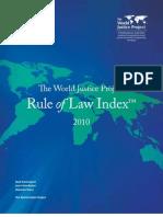 WJP Rule of Law Index 2010_0