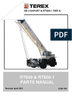 RT600 Parts