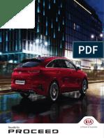 Kia France ProCeed Brochure Décembre2018 2