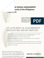 Q & A_Sexual Harassment Cases