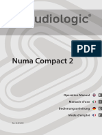 NumaCompact2 Manual