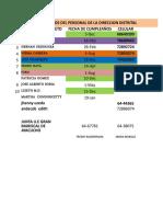 Lista de Unidades Educat Sucre 2016