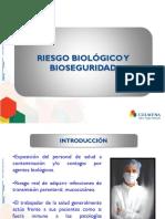 Riesgo Biológico y Bioseguridad