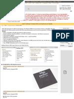 Intel Desktop Pentium MMX Microprocessor Family