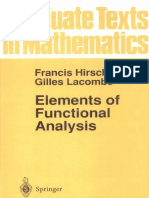 GTM192.Elements.of.Functional.Analysis.pdf